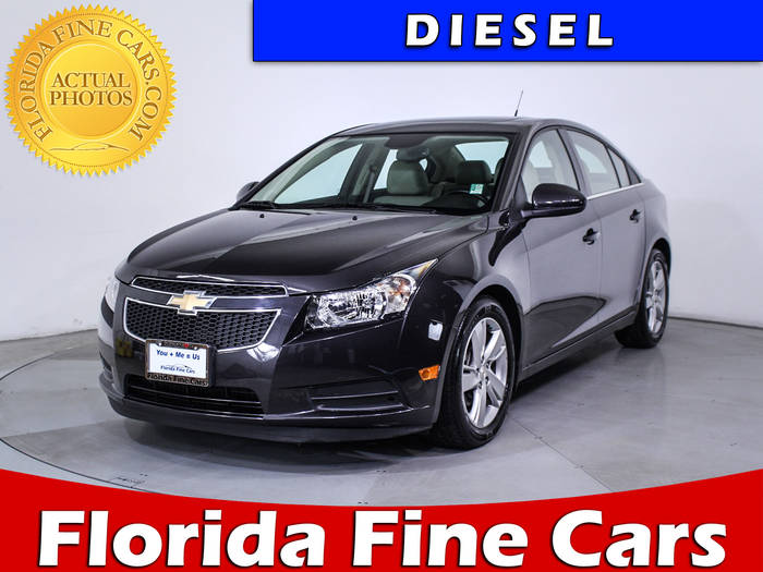 Used CHEVROLET CRUZE 2014 MIAMI DIESEL