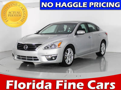 Used NISSAN ALTIMA 2015 WEST PALM 3.5 SL