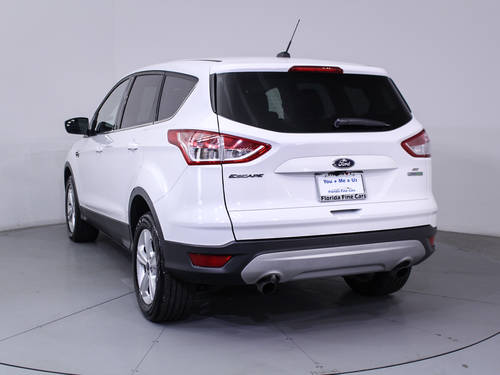 Used FORD ESCAPE 2016 MIAMI SE