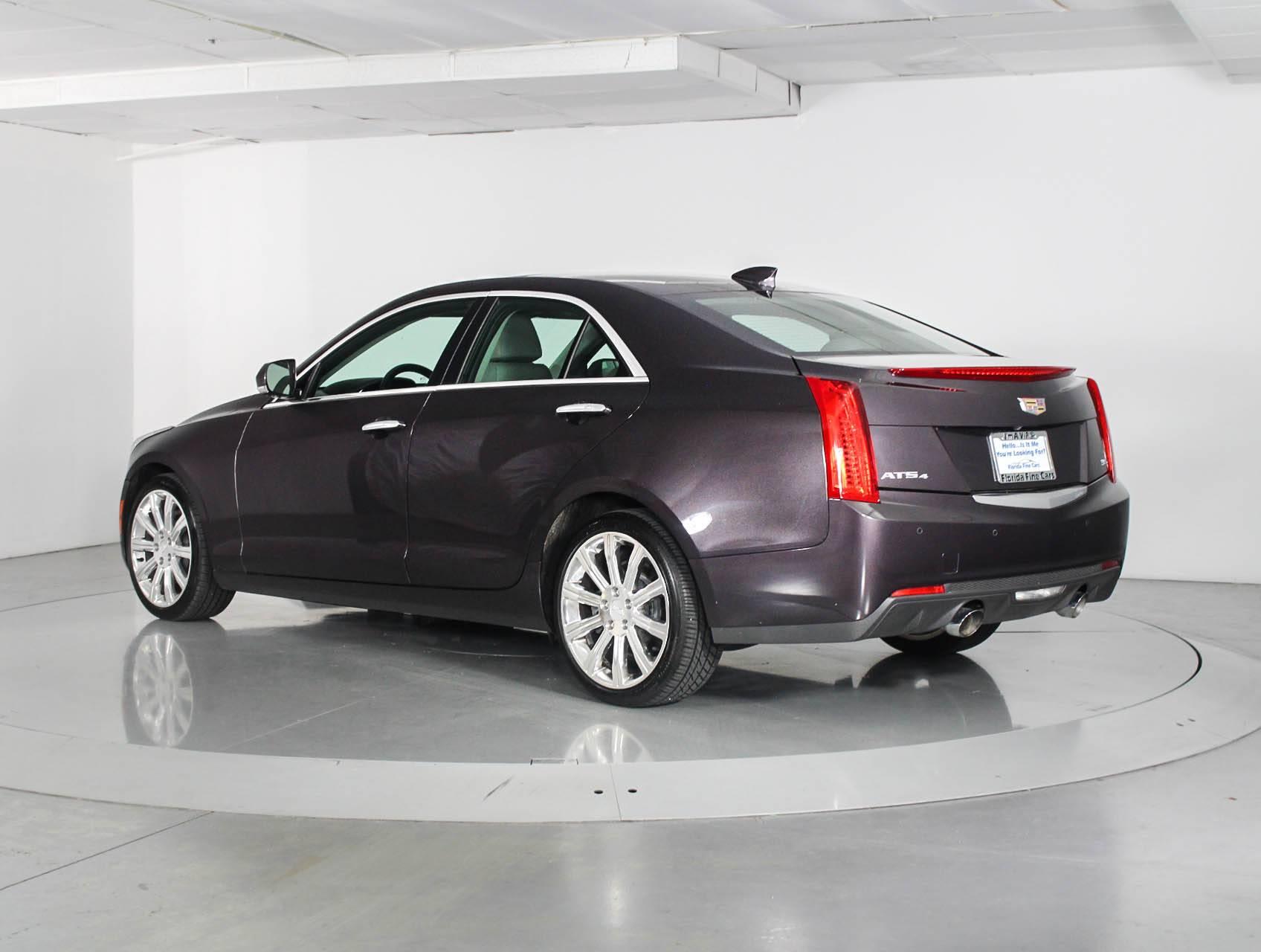 door inventory cadillac luxury awd sedan in certified ats used pre owned