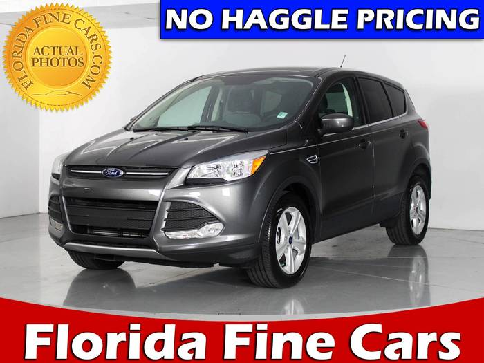 Used FORD ESCAPE 2015 WEST PALM SE