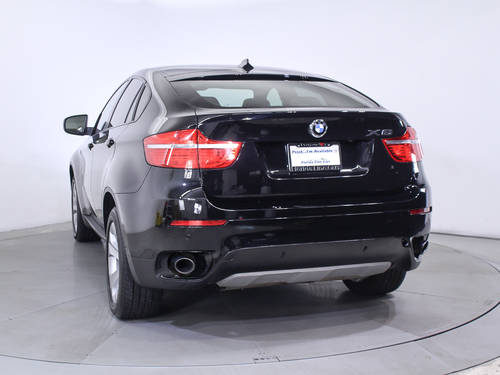 Used BMW X6 2012 MIAMI XDRIVE35I