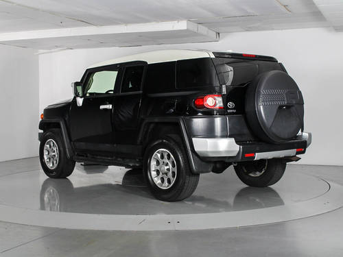 Used TOYOTA FJ CRUISER 2013 WEST PALM