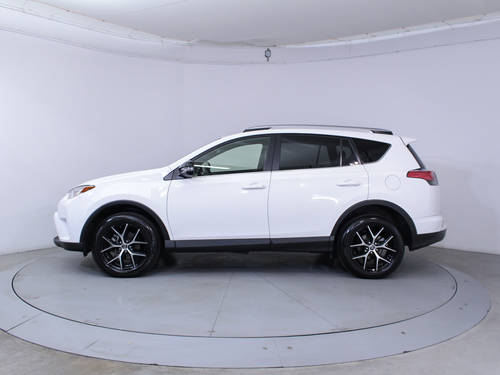 Used TOYOTA RAV4 2016 HOLLYWOOD SE