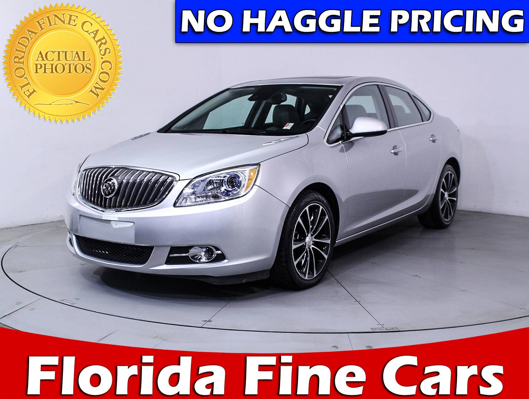 used 2017 buick verano sport touring sedan for sale in west palm fl 84789 florida fine cars. Black Bedroom Furniture Sets. Home Design Ideas