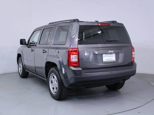 Used JEEP PATRIOT 2017 MIAMI SPORT
