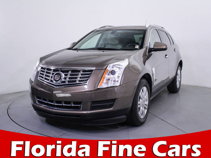 Used CADILLAC SRX 2014 MIAMI LUXURY