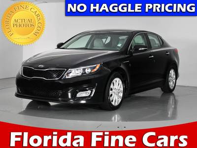 Used KIA OPTIMA 2015 WEST PALM Ex