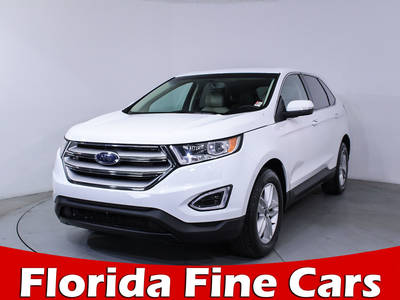 Used FORD EDGE 2016 MIAMI Sel Awd