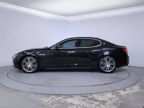 Used MASERATI GHIBLI 2014 HOLLYWOOD S Q4
