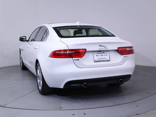 Used JAGUAR XE 2017 WEST PALM