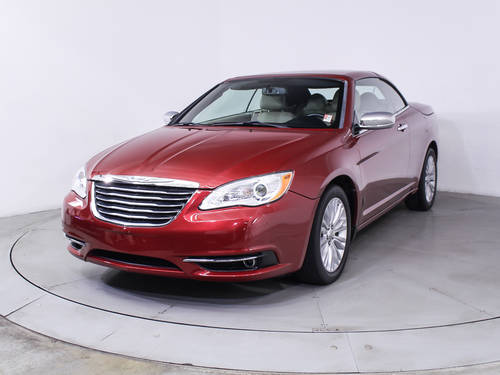 Used CHRYSLER 200 2013 MIAMI LIMITED
