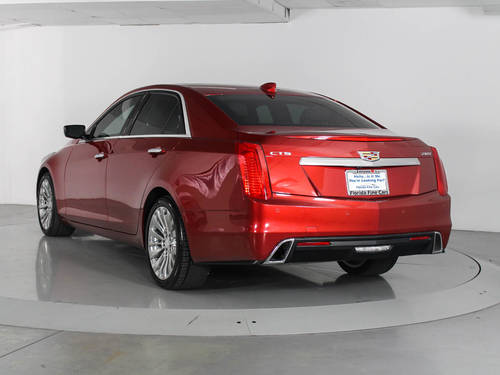 Used CADILLAC CTS 2017 WEST PALM LUXURY
