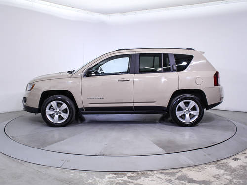 Used JEEP COMPASS 2017 HOLLYWOOD SPORT