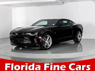 Used CHEVROLET CAMARO 2016 WEST PALM 1LT RS