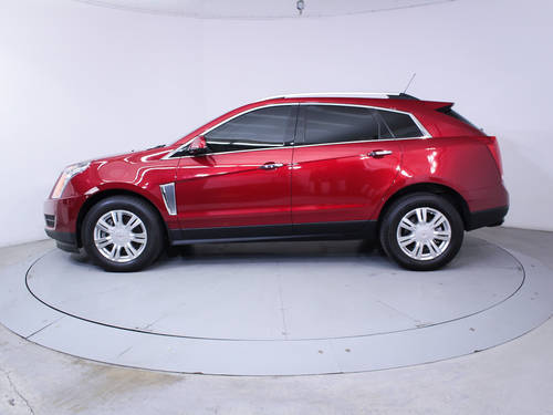 Used CADILLAC SRX 2015 HOLLYWOOD LUXURY