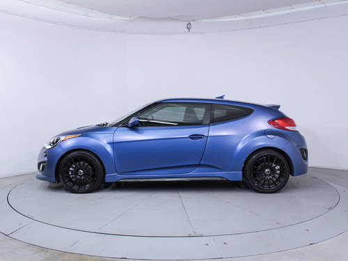 Used HYUNDAI VELOSTER 2016 MIAMI RALLY EDITION