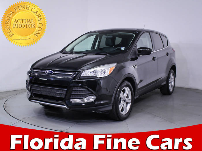 Used FORD ESCAPE 2014 HOLLYWOOD SE