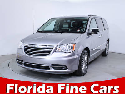 Used CHRYSLER TOWN AND COUNTRY 2014 MIAMI TOURING L