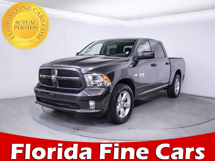 Used RAM 1500 2015 MIAMI EXPRESS