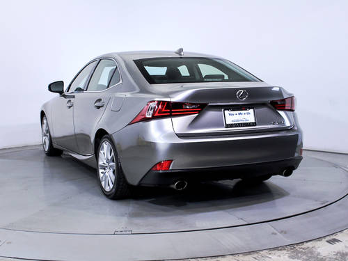 Used LEXUS IS 250 2014 MIAMI BASE