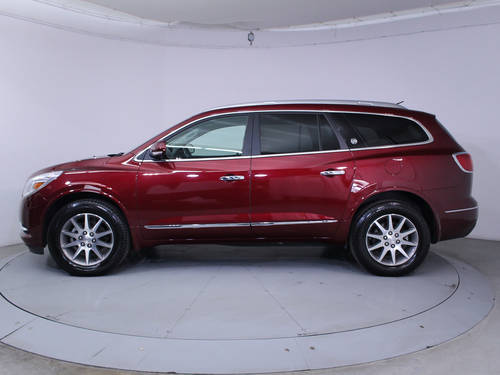 Used BUICK ENCLAVE 2017 HOLLYWOOD LEATHER