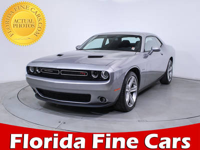Used DODGE CHALLENGER 2017 MIAMI R/T