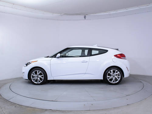 Used HYUNDAI VELOSTER 2017 MIAMI BASE