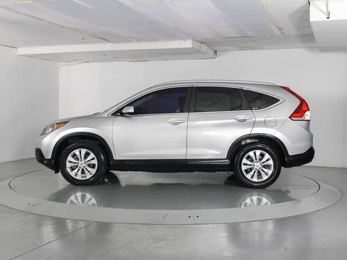 Used HONDA CR V 2012 WEST PALM EX-L