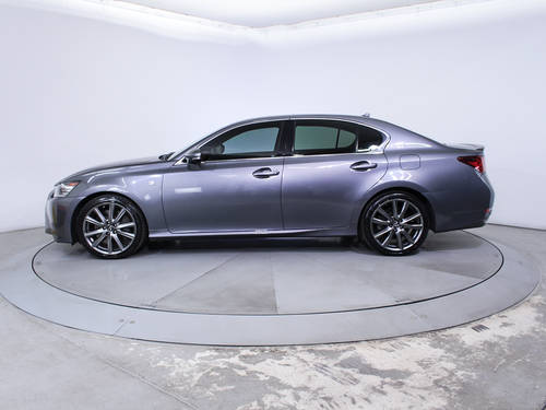 Used LEXUS GS 350 2014 MIAMI F SPORT