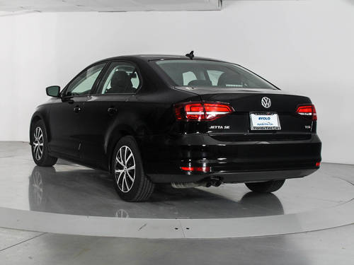 Used VOLKSWAGEN JETTA 2016 WEST PALM 1.4T SE