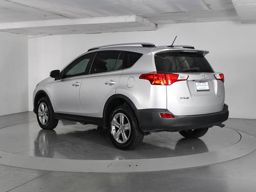 Used TOYOTA RAV4 2015 WEST PALM XLE