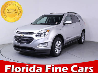 Used CHEVROLET EQUINOX 2017 MIAMI LT