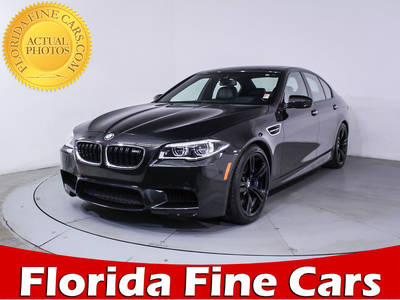 Used BMW M5 2014 WEST PALM