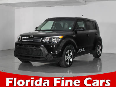 Used KIA SOUL 2014 WEST PALM