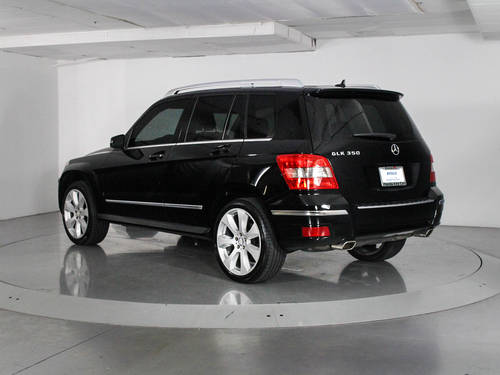 Used MERCEDES-BENZ GLK CLASS 2010 WEST PALM GLK350