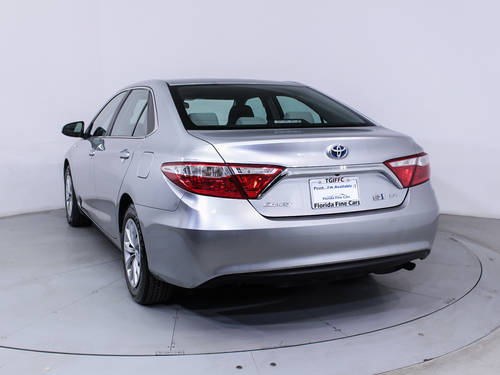 Used TOYOTA CAMRY 2015 HOLLYWOOD Le Hybrid