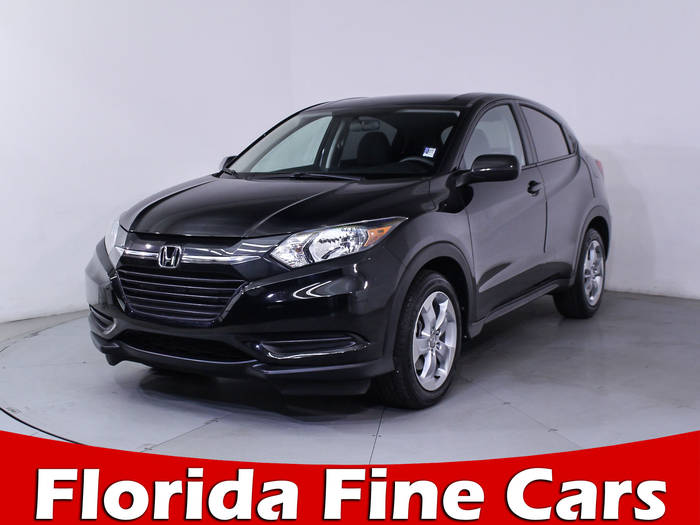 Used HONDA HR V 2016 HOLLYWOOD LX