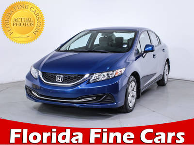 Used HONDA CIVIC 2013 HOLLYWOOD LX