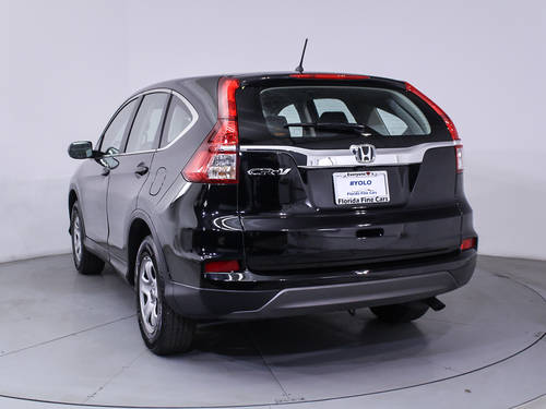 Used HONDA CR V 2016 MIAMI LX