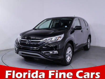 Used HONDA CR V 2016 HOLLYWOOD EX