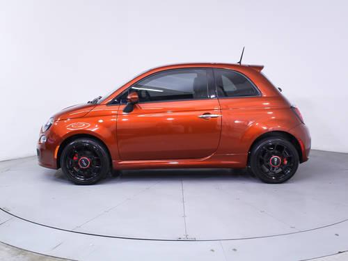 Used FIAT 500 2015 MIAMI SPORT