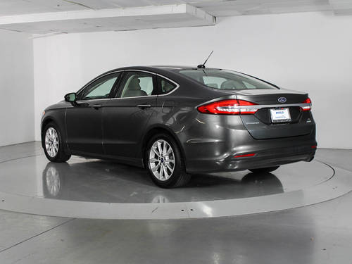 Used FORD FUSION 2017 WEST PALM SE