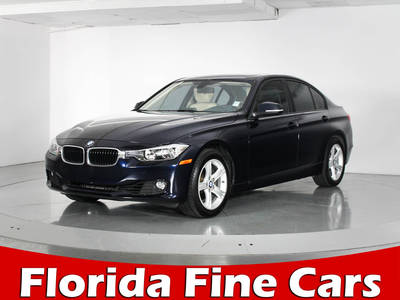 Used BMW 3 SERIES 2014 WEST PALM 328I