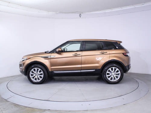Used LAND ROVER RANGE ROVER EVOQUE 2014 HOLLYWOOD PURE