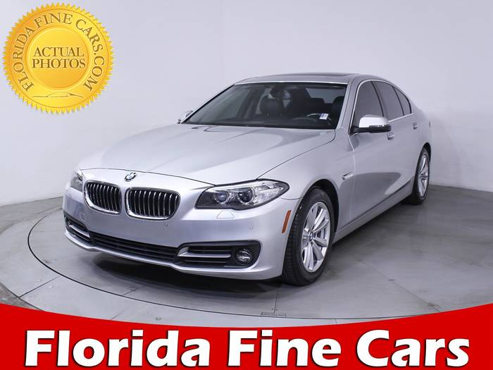 Used BMW 5 SERIES 2015 HOLLYWOOD 528I