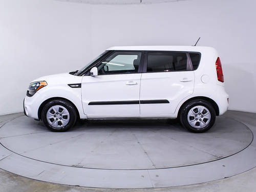 Used KIA SOUL 2013 MIAMI