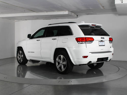 Used JEEP GRAND CHEROKEE 2014 WEST PALM OVERLAND