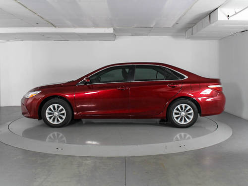 Used TOYOTA CAMRY 2016 WEST PALM Le