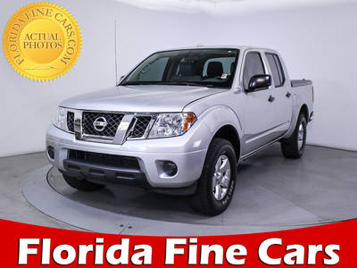 Used NISSAN FRONTIER 2013 MIAMI Sv 4wd